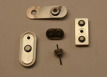 Medical & Titanium Battery Seals